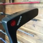 マスダの軟鉄鍛造L字パター、人気です!