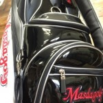 マスダゴルフの新しいキャディバッグが出来ました!